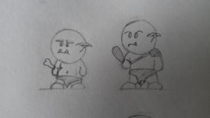 Ork/Goblens by android272