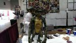 Gremlin Statue at Kansas City Planet Comicon 2014 by W2BSuperman
