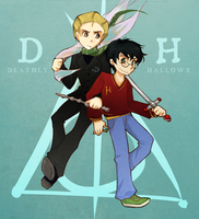 DH - Deathly Hallows by shorelle