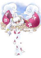 MS: Hatching by vixiebee