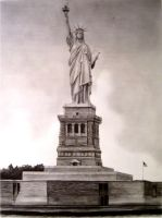 Statue Of Liberty by Y-LIME