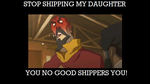 NO MORE SHIPPING OF JINORA! by ZhaneAugustine