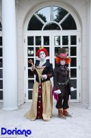 the Queen and the Hatter 2 by MiracoliCosplay
