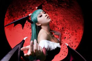 Morrigan Glare by VampBeauty