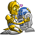 You're just the droid I'm looking for. by Awfully-Nice