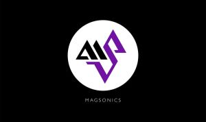 Logo for Magsonics by Risvik93
