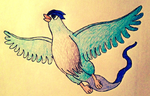 Request - Articuno by ThyWordIsTruth