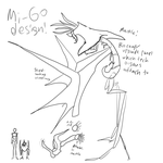 A Mi-Go Design by KriegsaffeNo9