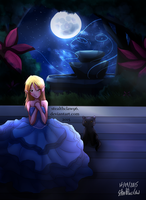 Wistful Moonlit Sonata by stealthclaw96