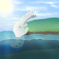 Goodra Cliff by audse
