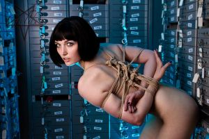 Bondage Vault 03 by GuldorPhotography