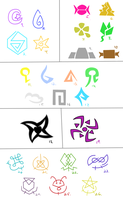 Symbol Compilation 1-26 by Pizaru-Chu