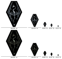 Skyrim Icons by M4chanic
