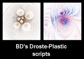 BD's Droste-Plastic script by Fractal-Resources