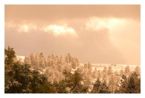 A Snowy October by Sauroman