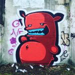 STICKER by KIWIE-FAT-MONSTER