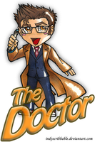 The Doctor by IndyScribbable