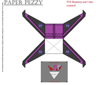 tfa skywarp paper pezzy part two by lovefistfury