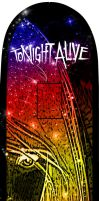 Tonight Alive  KickFlip For a Cause Contest by xNillowx