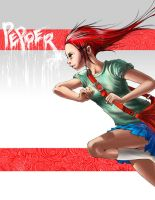 Pepper Running by PepperProject