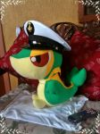 Sailor Snivy by davyjonesentei123