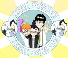 REAL SCIENCE 8D by AngelNocturne