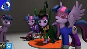 [SFM/Gmod] Twilight's 3 sets [DL] by yoksaharat