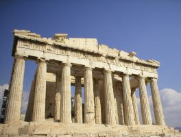 Parthenon by Str8Flush