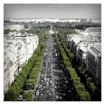 Champs-Elysee by mkay