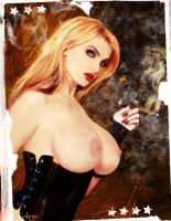 Taylor Wane by colero