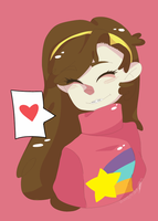 Mabel Pines GIF. +speedpaint by Chibi-CosplayArt