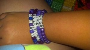 Spirit Day Kandi Bracelets by CottonCandythePanda