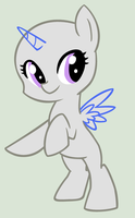 Request- Echo pony base by alari1234-Bases