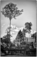 The Ancient Temple by Stilfoto