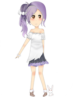 Rini Reference by LittleBunnii