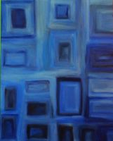 Sequence 2 in Blue by eddiebadapples