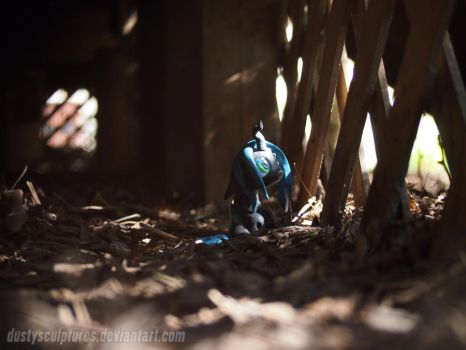 Chrysalis' Cage by dustysculptures