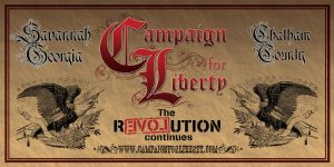 Campaign For Liberty Banner by urielstempest
