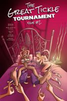 THE GREAT TICKLE TOURNAMENT #2 Cover Art by MTJpub