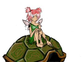 Turtle... by keyofheartless