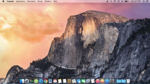 Original Os X Yosemite Desktop by alex8908
