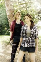 SPN: Sisters by Jim-Moriarty