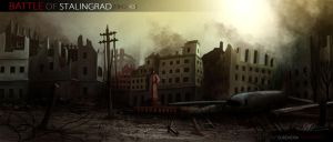 Battle Of Stalingrad by presidentindia