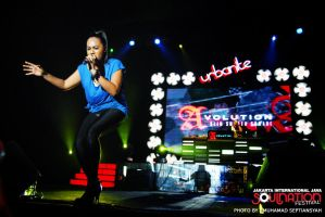 Soulnation 09 : Jessica Mauboy by septiansyah