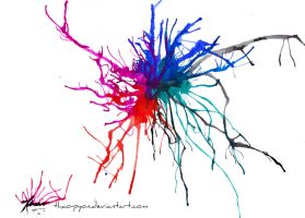 Burst of Creativity by Thao-Pyon