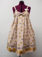 French Biscuit Dress by sweetmildred