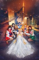 Sailor Guardians by LoveSenshi