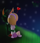 30 Day OTP Challenge ((day 4: on a date)) by TheHeartNeko