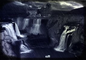 Waterfall Photo Manipulation by emartworks