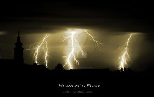 Heaven's Fury by mohanmarin13
